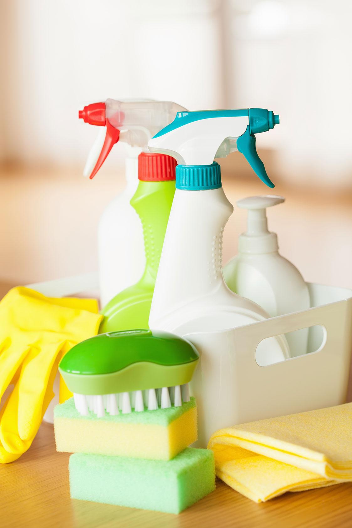 Почистване